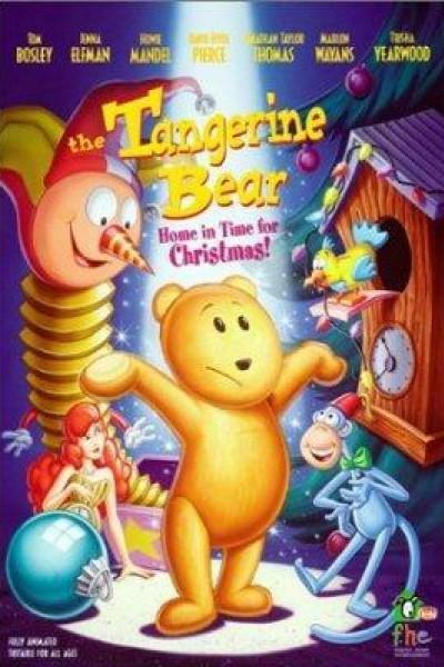 Caratula, cartel, poster o portada de El osito Tangerine: ¡Un hogar para navidad!