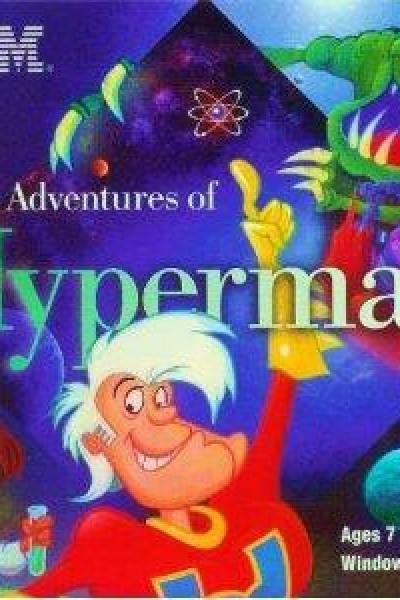 Caratula, cartel, poster o portada de The Adventures of Hyperman