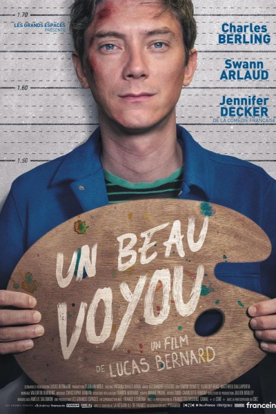 Caratula, cartel, poster o portada de Un beau voyou