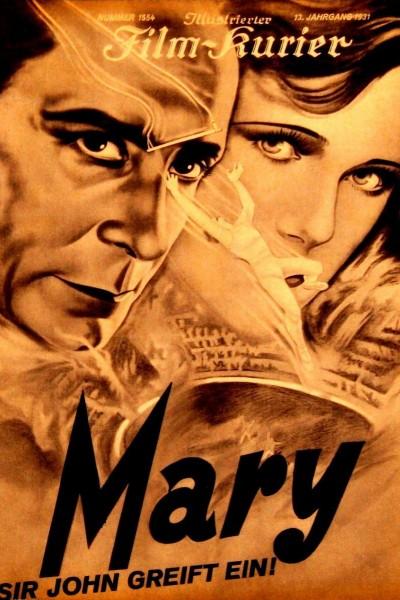 Caratula, cartel, poster o portada de Mary