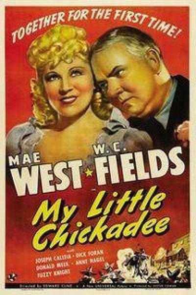Caratula, cartel, poster o portada de My Little Chickadee