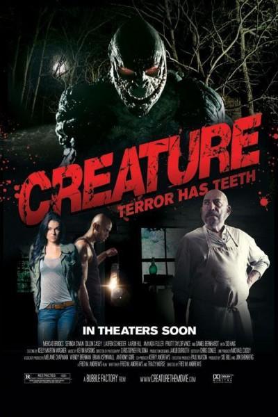 Caratula, cartel, poster o portada de Creature