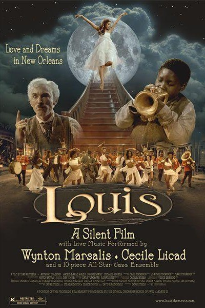 Caratula, cartel, poster o portada de Louis