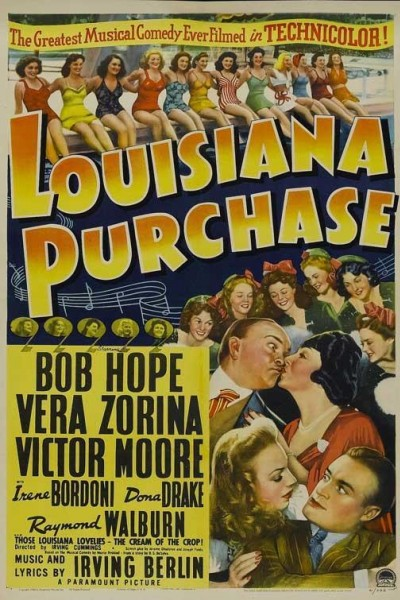Caratula, cartel, poster o portada de Louisiana Purchase