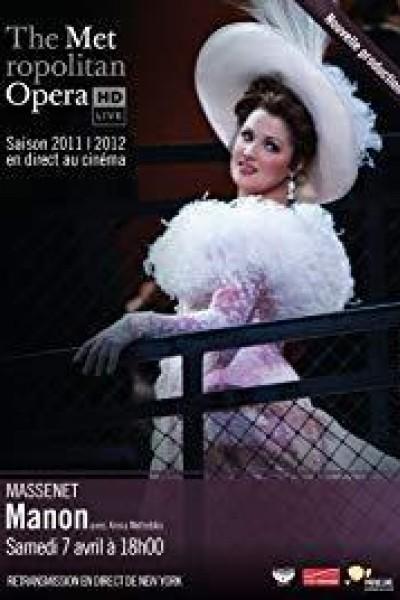 Caratula, cartel, poster o portada de The Metropolitan Opera HD Live