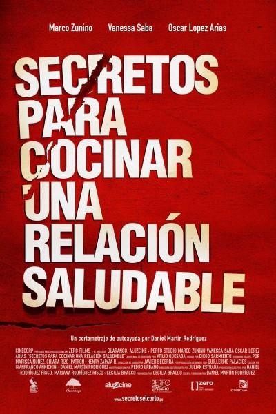 Caratula, cartel, poster o portada de Secretos para cocinar una relación saludable