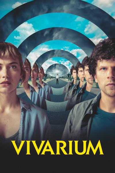 Caratula, cartel, poster o portada de Vivarium