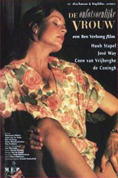 Caratula, cartel, poster o portada de Una mujer indecente