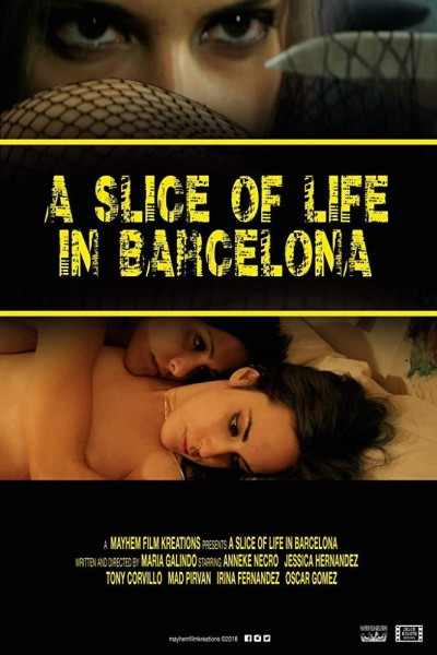 Caratula, cartel, poster o portada de A Slice of Life on Barcelona
