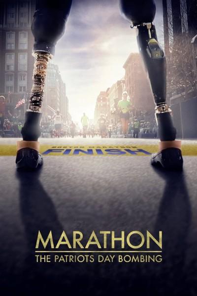 Caratula, cartel, poster o portada de Marathon: The Patriots Day Bombing