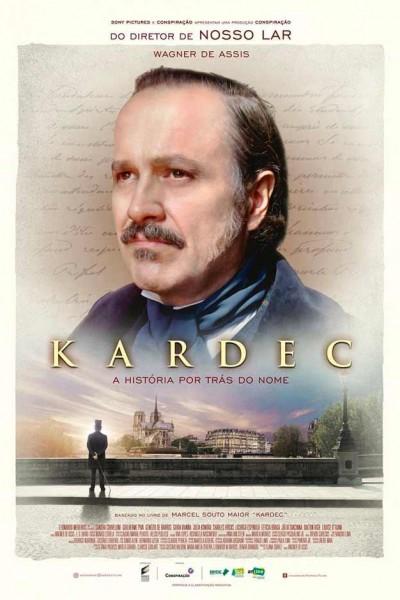 Caratula, cartel, poster o portada de Kardec