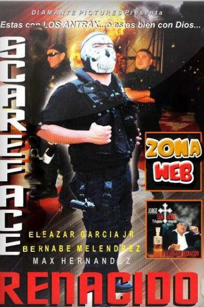 Caratula, cartel, poster o portada de Scarface renacido