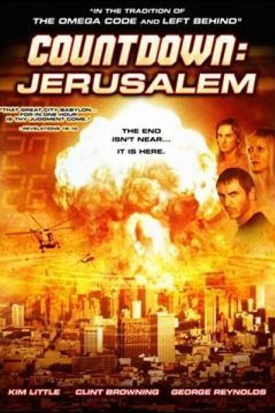 Caratula, cartel, poster o portada de Countdown: Jerusalem