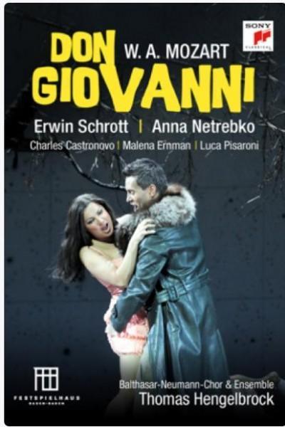 Caratula, cartel, poster o portada de Don Giovanni