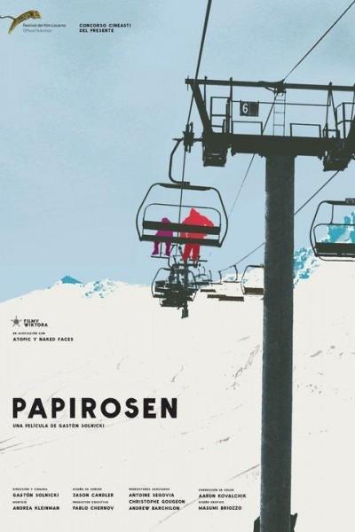 Caratula, cartel, poster o portada de Papirosen