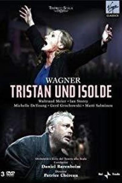 Caratula, cartel, poster o portada de Tristan und Isolde, Azione in tre atti