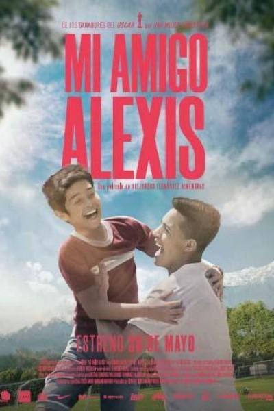 Caratula, cartel, poster o portada de Mi amigo Alexis