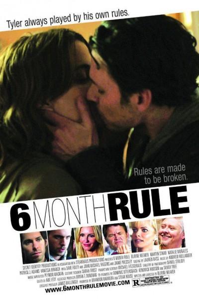 Caratula, cartel, poster o portada de 6 Month Rule