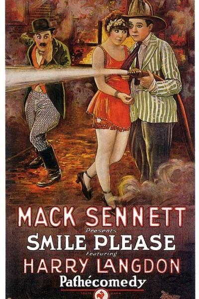 Caratula, cartel, poster o portada de Smile Please