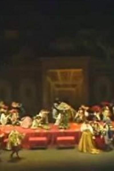 Caratula, cartel, poster o portada de Rigoletto