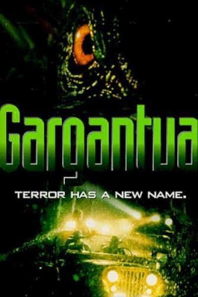 Caratula, cartel, poster o portada de Gargantúa