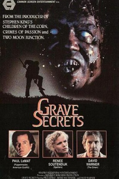 Caratula, cartel, poster o portada de La presencia (Secretos de la cripta)