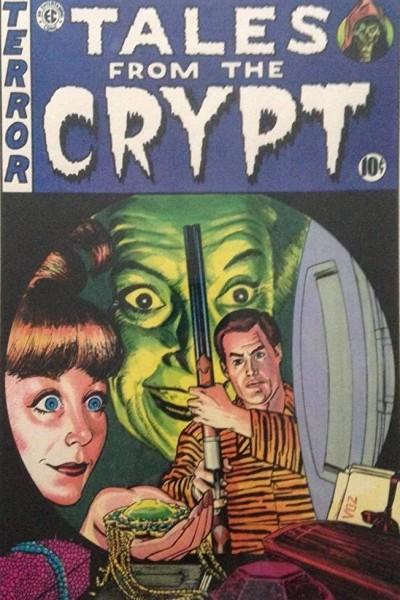 Caratula, cartel, poster o portada de Historias de la cripta: Judy, hoy no pareces la misma