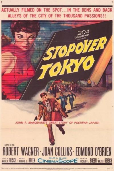 Caratula, cartel, poster o portada de Stopover Tokyo