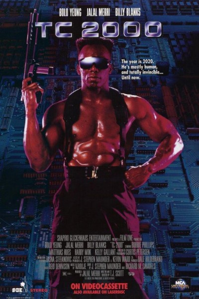 Caratula, cartel, poster o portada de TC 2000