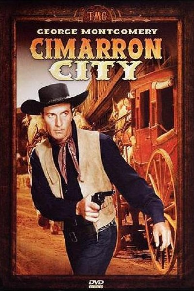 Caratula, cartel, poster o portada de Cimarron City