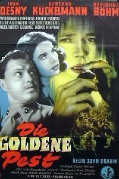 Caratula, cartel, poster o portada de Die goldene Pest