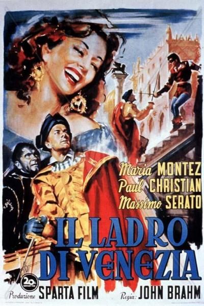 Caratula, cartel, poster o portada de El ladrón de Venecia