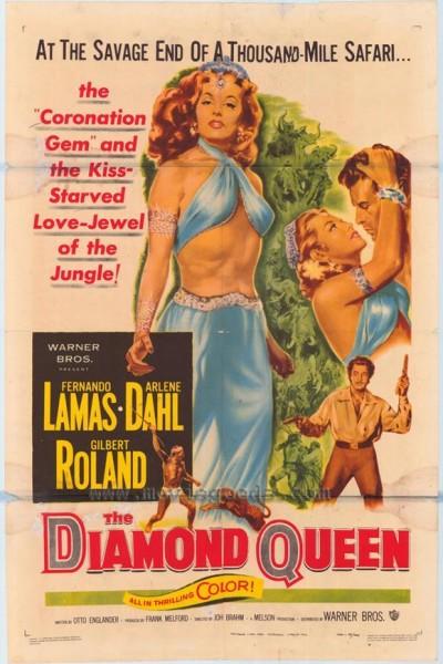 Caratula, cartel, poster o portada de The Diamond Queen