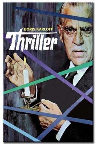 Caratula, cartel, poster o portada de Boris Karloff presenta