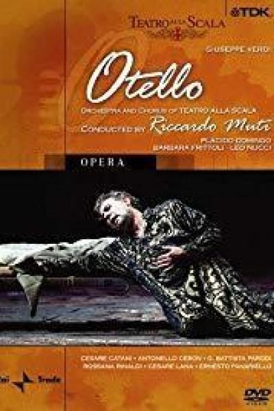 Caratula, cartel, poster o portada de Otello