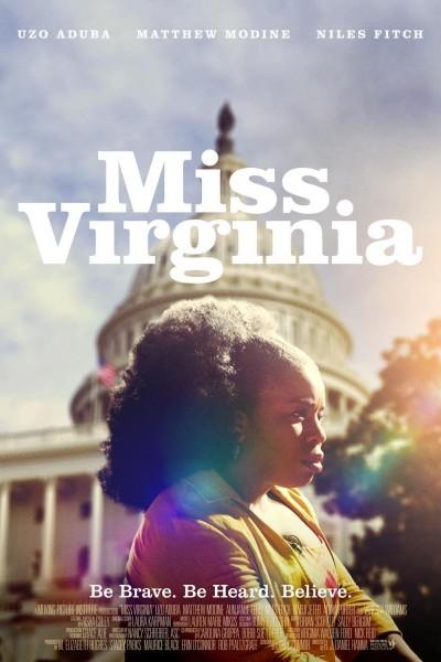 Caratula, cartel, poster o portada de Miss Virginia