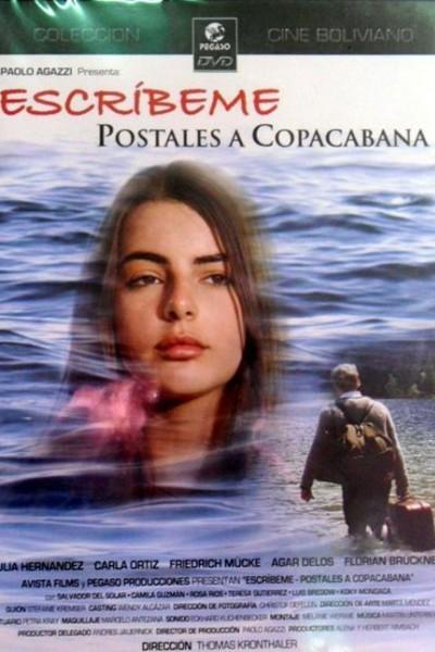 Caratula, cartel, poster o portada de Escríbeme postales a Copacabana