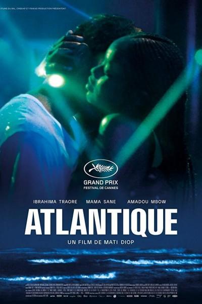 Caratula, cartel, poster o portada de Atlantique