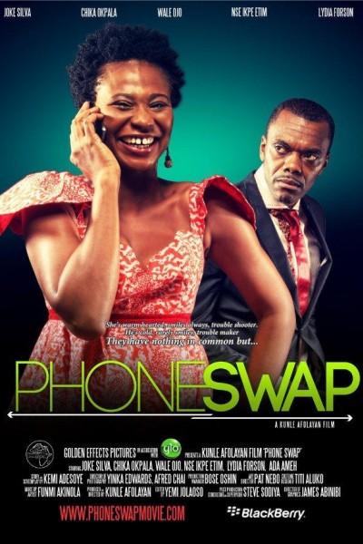 Caratula, cartel, poster o portada de Phone Swap