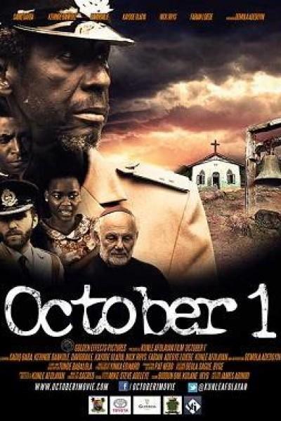 Caratula, cartel, poster o portada de October 1