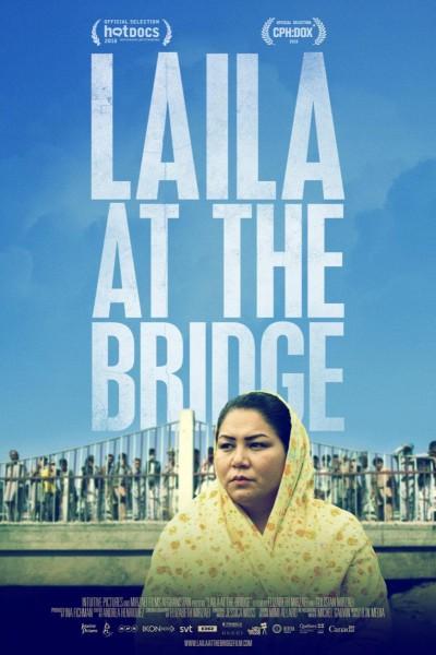 Caratula, cartel, poster o portada de Laila at the Bridge