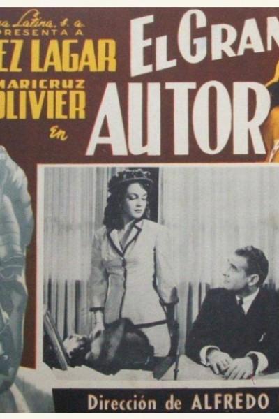 Caratula, cartel, poster o portada de El gran autor