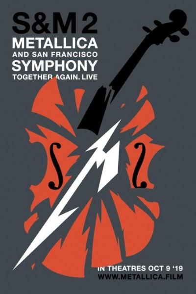 Caratula, cartel, poster o portada de Metallica & San Francisco Symphony S&M2