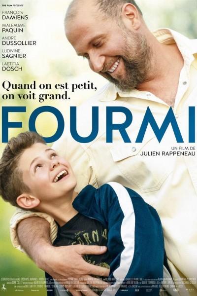 Caratula, cartel, poster o portada de Fourmi