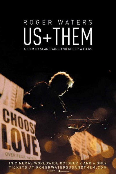 Caratula, cartel, poster o portada de Roger Waters: Us + Them