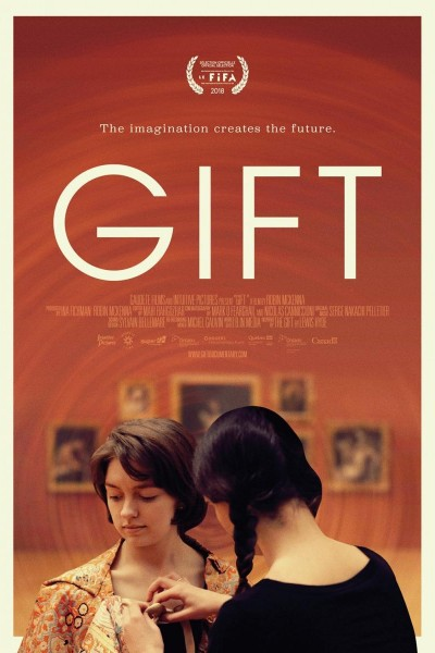 Caratula, cartel, poster o portada de Gift