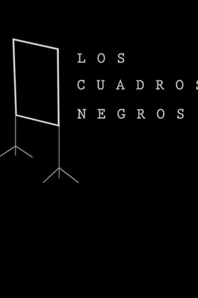 Caratula, cartel, poster o portada de Los cuadros negros