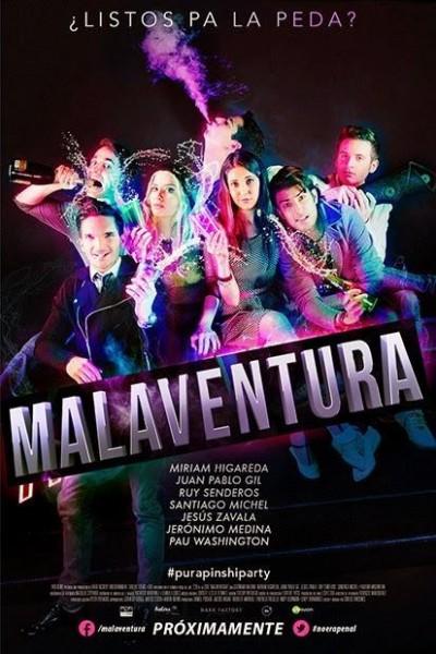 Caratula, cartel, poster o portada de Malaventura