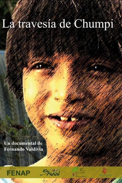 Caratula, cartel, poster o portada de La travesía de Chumpi