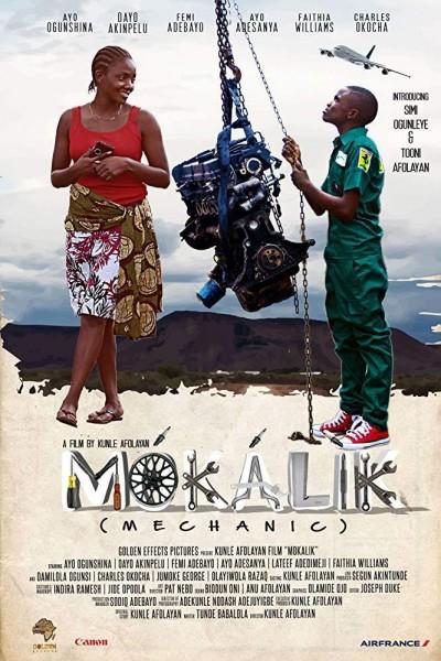 Caratula, cartel, poster o portada de Mokalik (Mechanic)